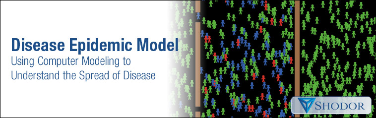 Disease Epidemic Model: Using Computer Modeling to Understand the Spread of Disease